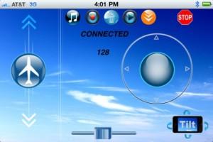 interfaz de la App