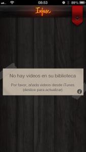 App para iOS Infuse, reproduce cualquier formato de vídeo