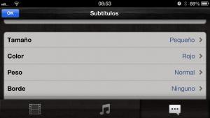 subtitulos Infuse