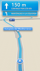 Indicaciones Mapas