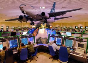 ontroladores aereos