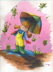 ilustración sacada de http://elrincondeneire.blogspot.com.es/2008/03/lluvia-de-ranas.html