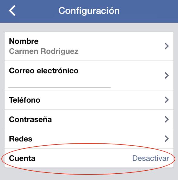 desactivar-FB