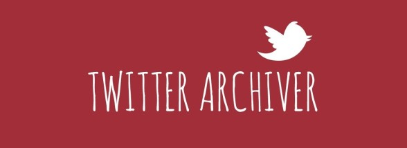 Twitter Archiver