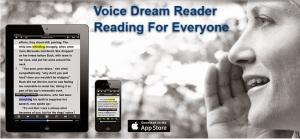 Voice Dream app