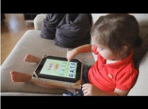 niño iPad