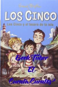 los-cinco-y-la-isla-del-tesoro-juventud-lcb-portada