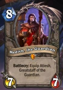 Medivh-the-Guardian-Hearthstone-Card-One-Night-in-Karazhan