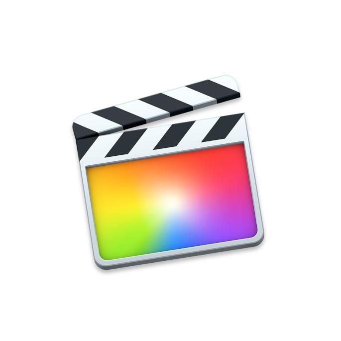 Logotipo de Final Cut Pro X