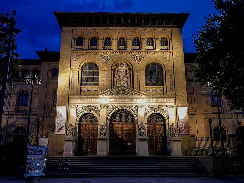 Paraninfo de Zaragoza