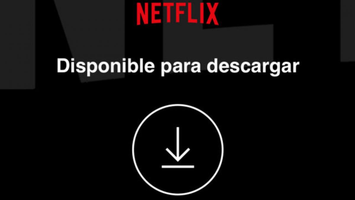 Imagen de la web de Netflix