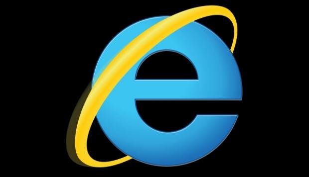 Logotipo del navegador Internet Explorer