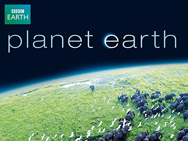 Planet Earth de la BBC