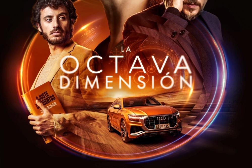 Póster del anuncio de Audi La octava dimensión