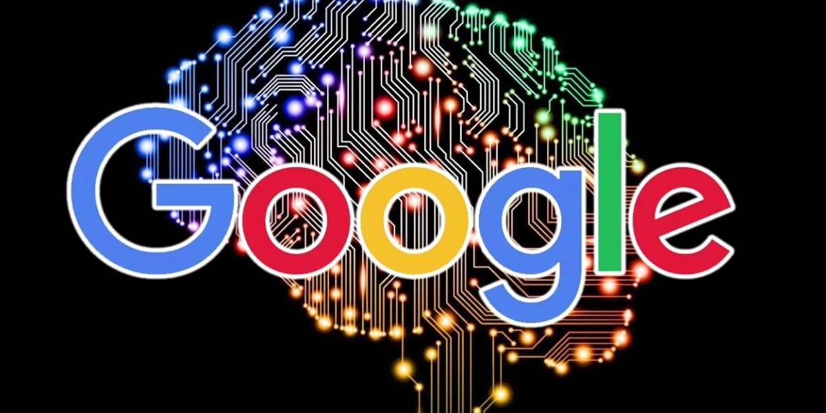 Logo de Google como IA