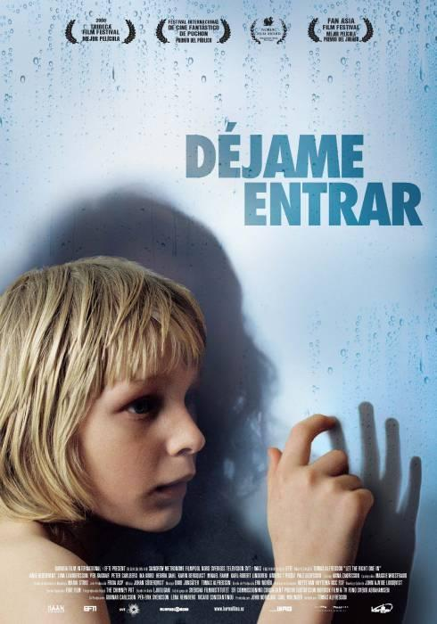 Poster de la película Déjame entrar