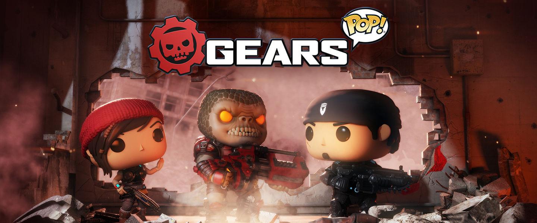 Imagen del juego Gears Pop!